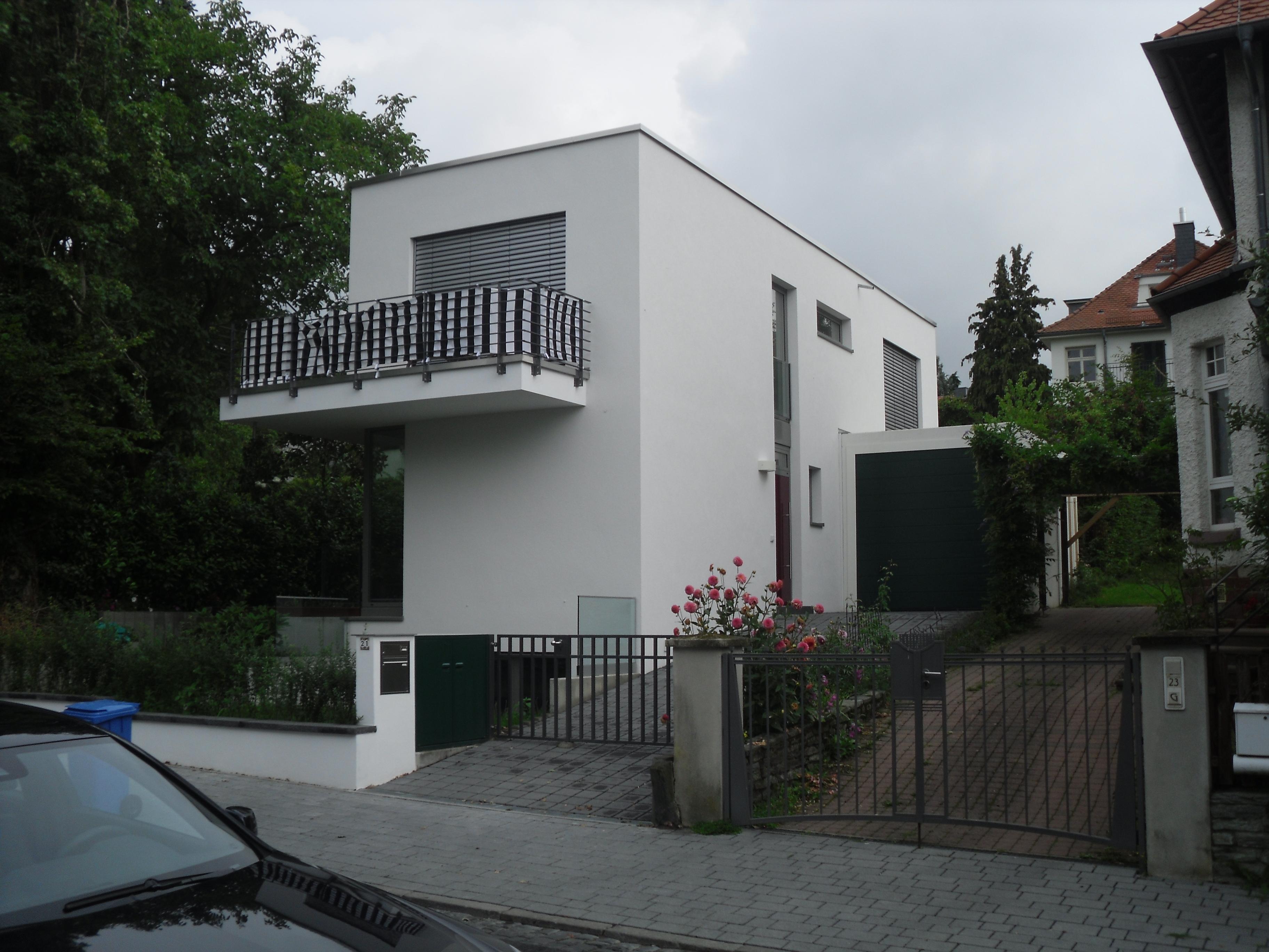 Einfamilienhaus 2010