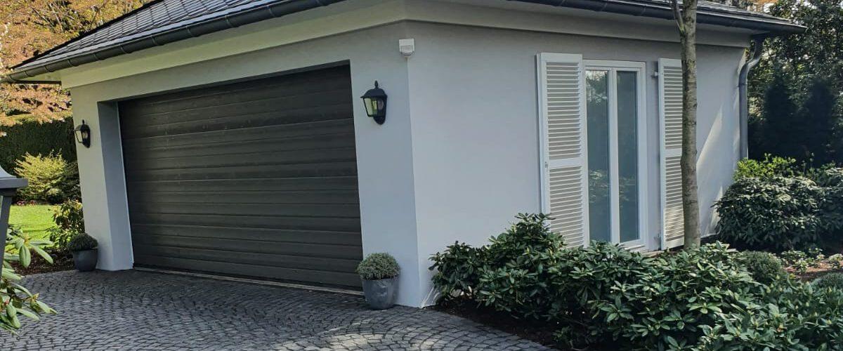 Garage im Grünen von Kronberg